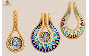 Новая коллекция образков «Святые жены» и уникальные цаты.