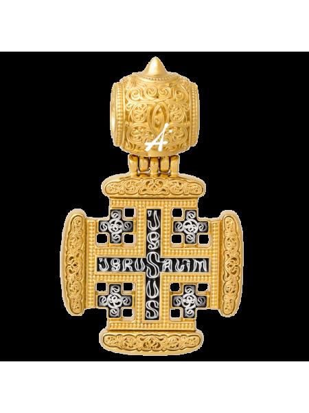 """Иерусалимский крест"""