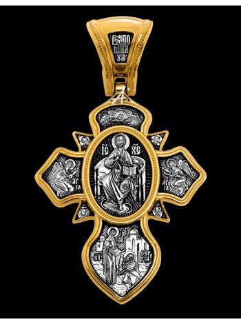 «Святая Троица. Господь Вседержитель. Прп. Сергий Радонежский»