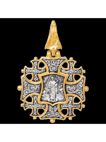 «Спас с мечом. Великомученик Георгий Победоносец»