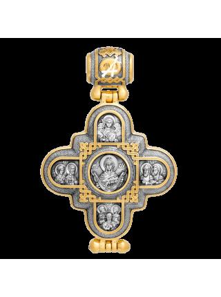 «Господь Вседержитель. Божия Матерь»