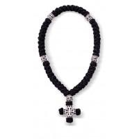 Православные четки плетеные