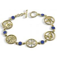"""Православный браслет """"Христианские символы"""""""