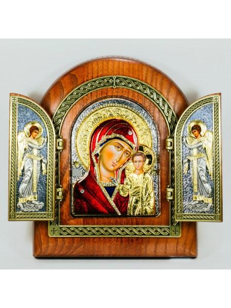Складень Божия Матерь Казанская