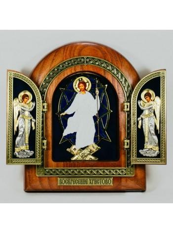 Складень Воскресение Христово