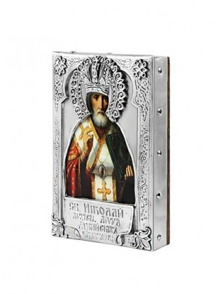 Икона Святитель Николай, Архиепископ Мир Ликийских