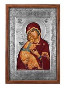 Икона Божией Матери Владимирская (Венчальная пара)