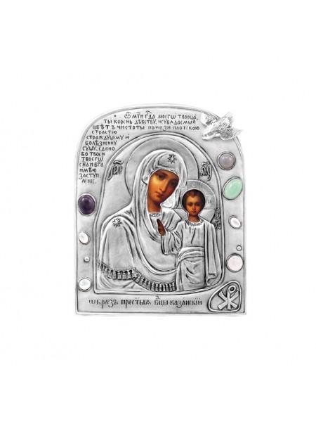 Икона Божией Матери Казанская (Венчальная пара)