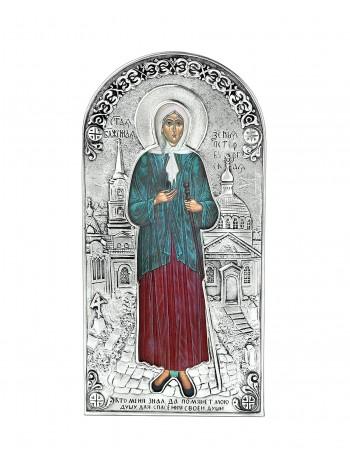 """Икона """"Святая Ксения Петербуржская"""""""