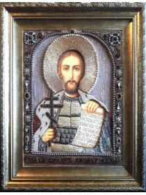 Икона Святой Благоверный князь Александр Невский