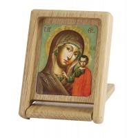 Икона-складень Божией Матери «Казанская», 18 век (Семенов)