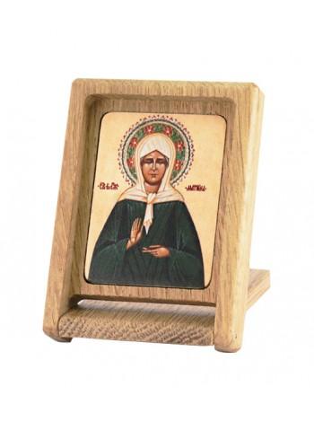 Икона-складень святая блаженная Матрона Московская