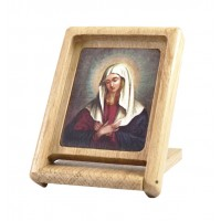 Икона-складень Божией Матери «Умиление» Серафимо-Дивеевское, 19 век