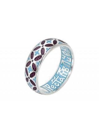 Кольцо «Молитва к Богородице»