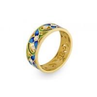 Кольцо «Процветший Крест»