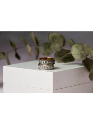Кольцо «Виноградная ветвь»