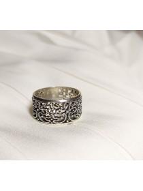 """Православное кольцо """"Процветший Крест"""""""