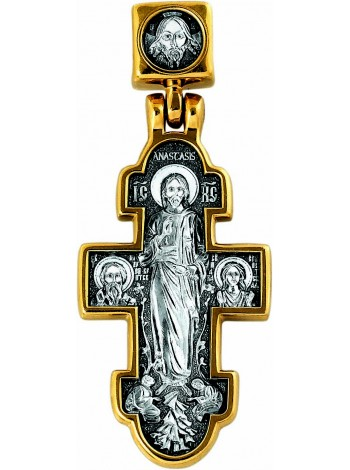 «Явление Христа женам-мироносицам. Икона Божией Матери «Нечаянная Радость»