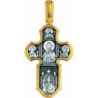 «Господь Вседержитель. Икона Божией Матери «Нерушимая Стена»