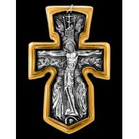 «Распятие. Архангел Михаил. Божия Матерь «Знамение»