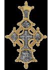 «Распятие. Икона «Всецарица». Георгий Победоносец. Блаженные Ксения и Матрона»