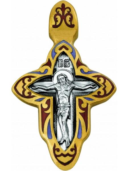 «Распятие. Иоанн Кронштадский»