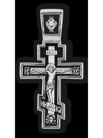 Православный крест. Распятие Христово. Молитва Кресту.