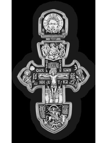Распятие Христово. Архангел Михаил. Святая Троица. Св. блгв. кн. Александр Невский.