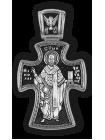 Распятие Христово. Святитель Николай.