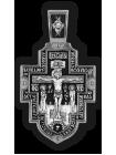 Распятие Христово с предстоящими. Ангел Хранитель. Спас Нерукотворный. Молитва Кресту.