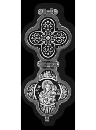 Барская икона Божией Матери. Мощевик.