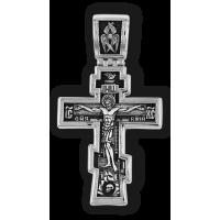 Молитва Да воскреснет Бог. Православный крест.