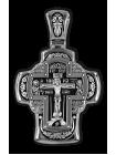 Деисус. Молитва Кресту. Православный крест.