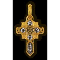 Православный крест. Спас Нерукотворный. Ангел Хранитель. Хризма.