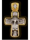 """Распятие Христово с предстоящими. """"Спас Нерукотворный. Апостол Петр. Икона Божией Матери Знамение с пророками"""""""