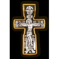 """Распятие Христово """"Николай Чудотворец. Три Святителя"""""""