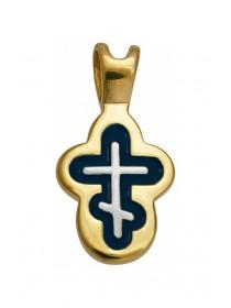 Крест нательный «Отроческий»