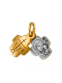 Крестик нательный «Складенец»