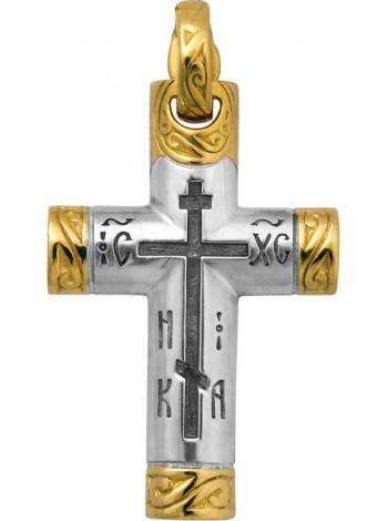 Крест нательный «Поклонный»