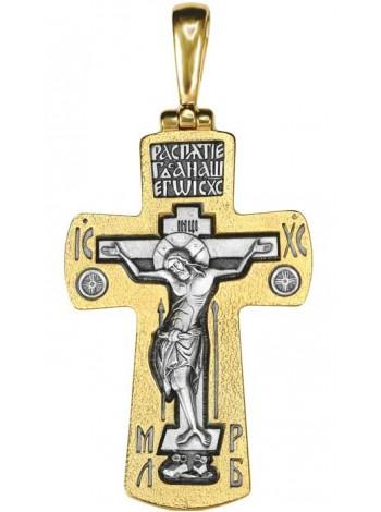 """Православный крест """"Стена Нерушимая"""""""