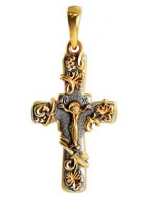 """Православный крест """"Лоза"""""""