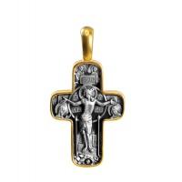 """Православный крест """"Георгий Победоносец"""""""