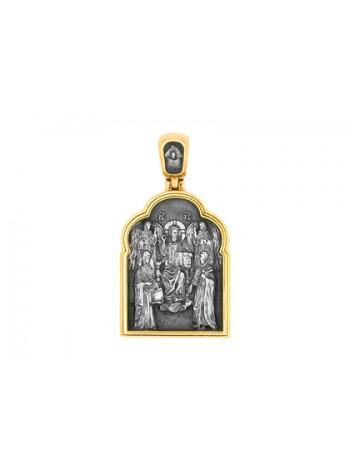 Образок «Деисус»