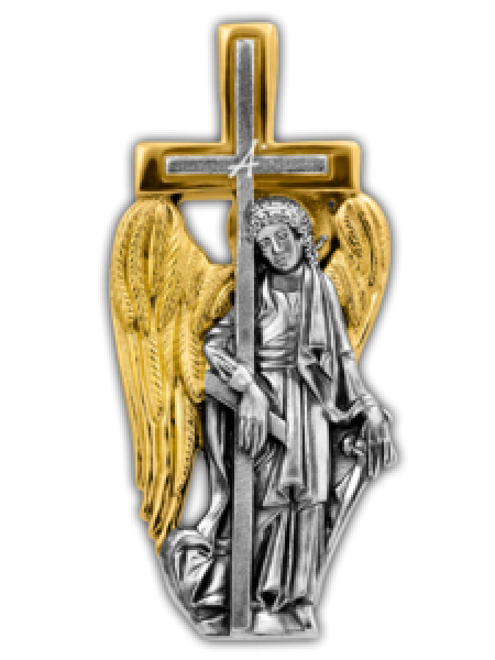 Ангел Хранитель, несущий Крест