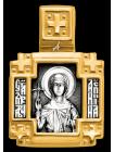 «Святая равноапостольная Нина. Ангел Хранитель»