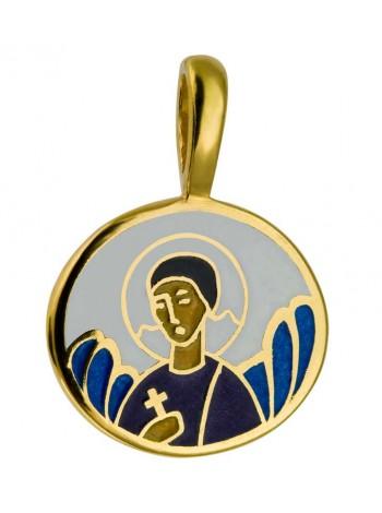 Образок нательный «Ангел Хранитель»