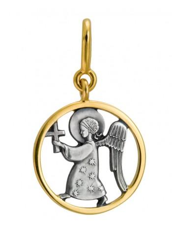 """Православная подвеска """"Ангел"""""""