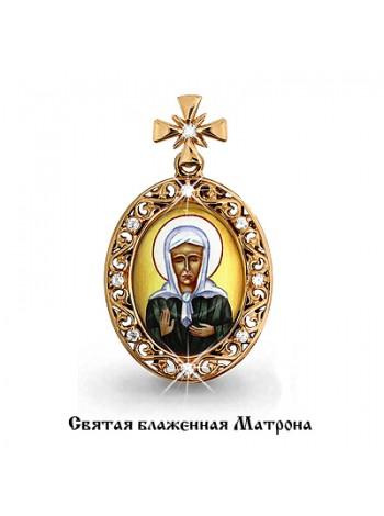 """Образок """"Святая Блаженная Матрона"""""""