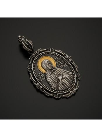Образок православный святой Ксении Петербургской