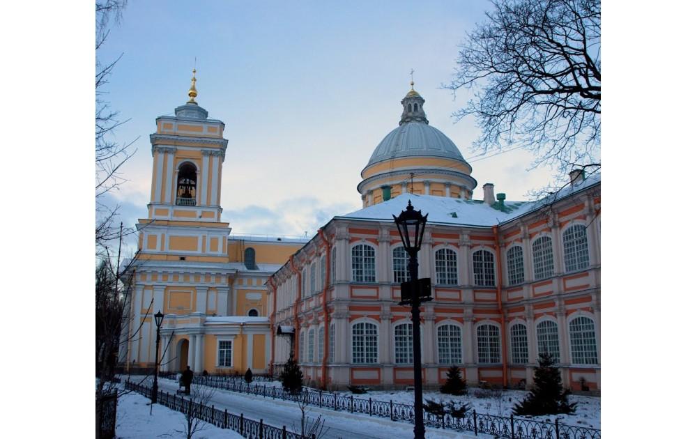 Возникновение Александро-Невской Лавры